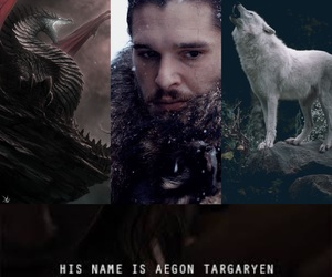 awesome, dragon, and wolves image