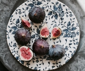 fruit, figs, and food image