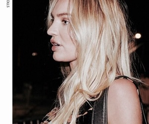 model and candice swanepoel image
