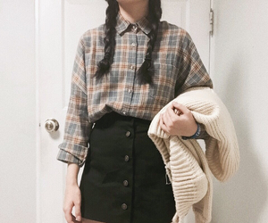 asian, fashion, and kstyle image