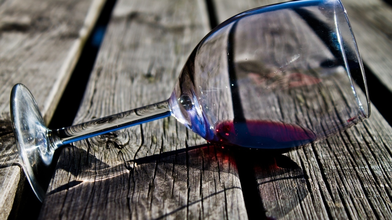 wine, glass, and red image