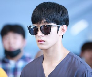 DK, p:airport, and dokyeom image