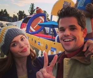 teen wolf, max carver, and holland roden image