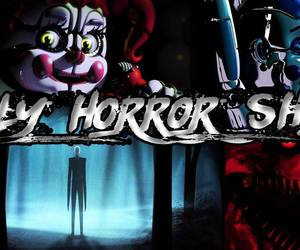 july, slenderman, and horror games image