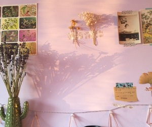 pale, pastel, and room image
