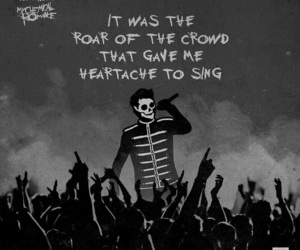 mcr, my chemical romance, and disenchanted image