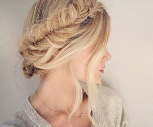 beautiful, girly, and hair image