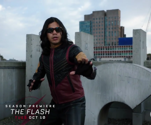 vibe, the flash, and cisco ramon image