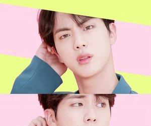 DNA, jin, and bts image