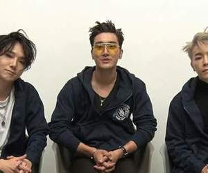 blonde, choi siwon, and donghae image