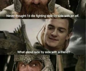 lol, lord of the rings, and LOTR image
