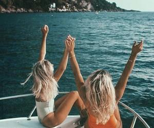 boat, explore, and fashion image