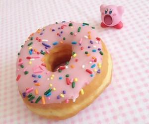 donuts, food, and kawaii image