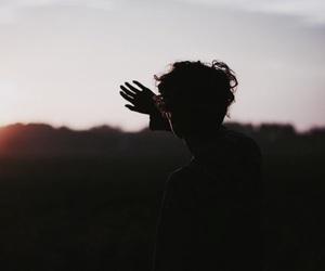 boy, photography, and grunge image