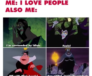 amusing, disney, and divertido image