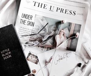 book, magazine, and tomorrow image