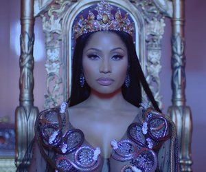 nicki minaj, Queen, and Drake image