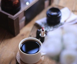 black coffee, coffee, and استكنان image