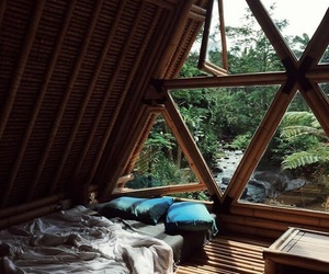 bedroom, beautiful, and boho image