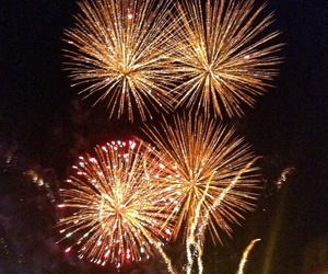 fiesta and fuegos artificiales image