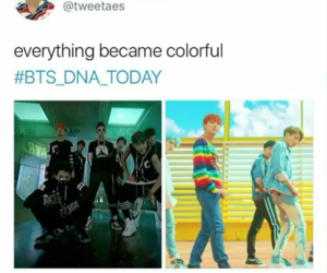 DNA, memes, and bts image