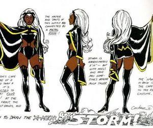 Marvel, x-men, and ororo munroe image