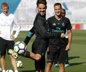 hq, real madrid, and training image