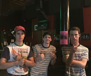 dylan minnette and wallowsmusic image