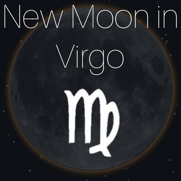 article, astrology, and moon image