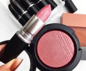 lipstick and mac image