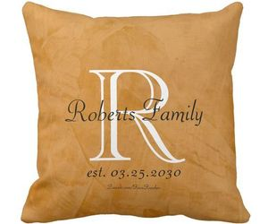 home decor, throw pillow, and family gift image