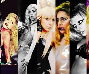 Lady gaga and mother monster image