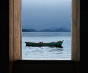 tranquility and window image