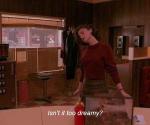 Twin Peaks, 90s, and audrey image