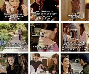 gilmore girls, tv, and rory gilmore image