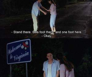 A Walk to Remember, movie, and mandy moore image