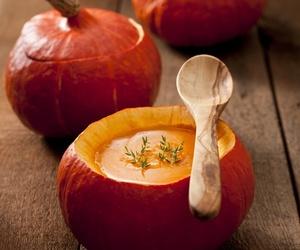 food, autumn, and pumpkin image