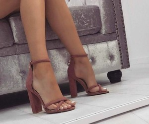 fashion, heels, and styles image