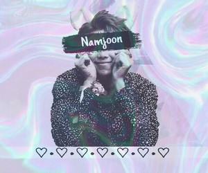 wallpaper, bts, and namjoon image