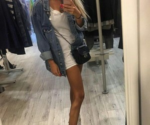 accessories, beautiful, and fitting room image