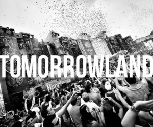 Tomorrowland, party, and tomorrow image