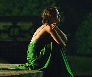 atonement, keira knightley, and dress image