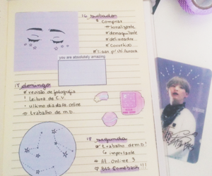 creative, ideas, and bullet journal image