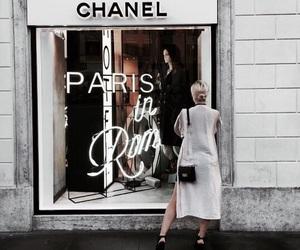 fashion, chanel, and paris image