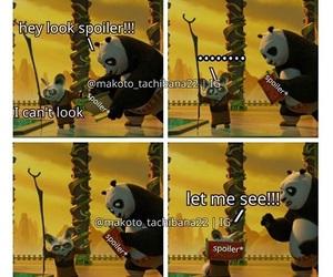 funny, kung fu panda, and movie image
