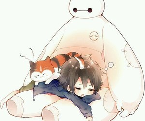 cats, anime, and cute image