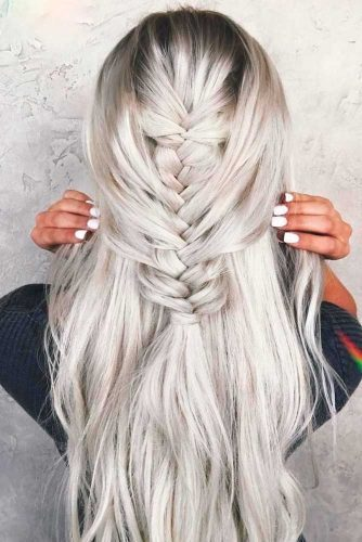 Beautiful Blonde Hair For Girls On We Heart It