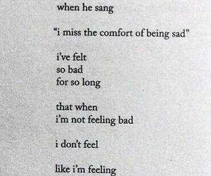 quotes, sad, and nirvana image
