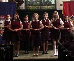 gossip girl and school image