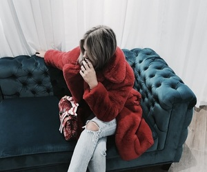 fashion, luxury, and red image